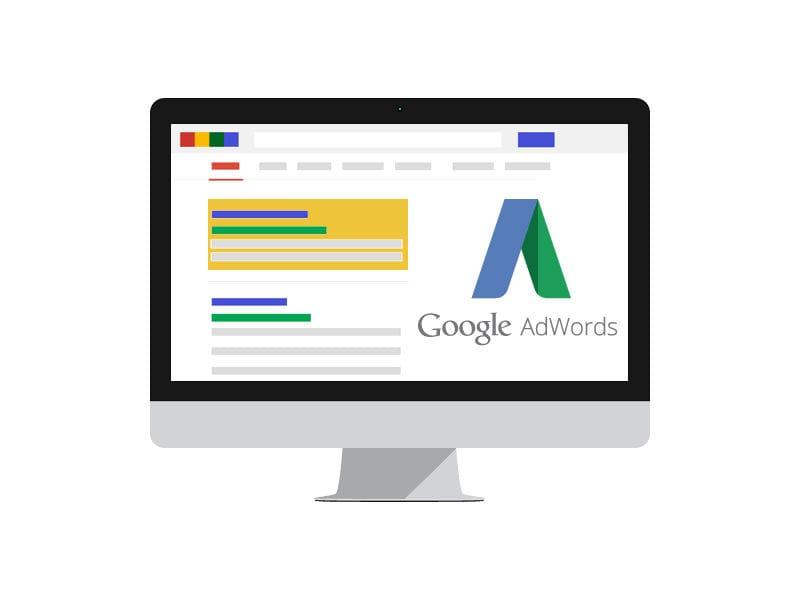 Diseo de campañas Google Adwords