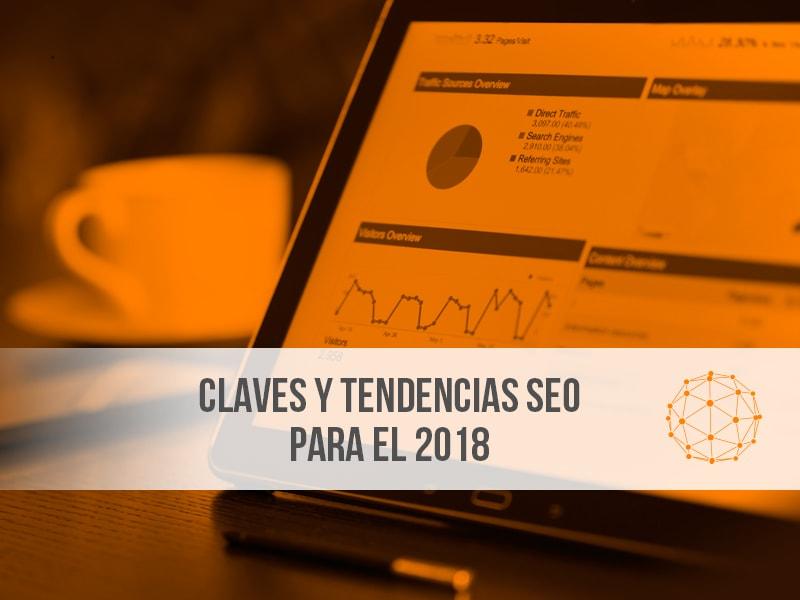 Claves y tendencias SEO para el 2018