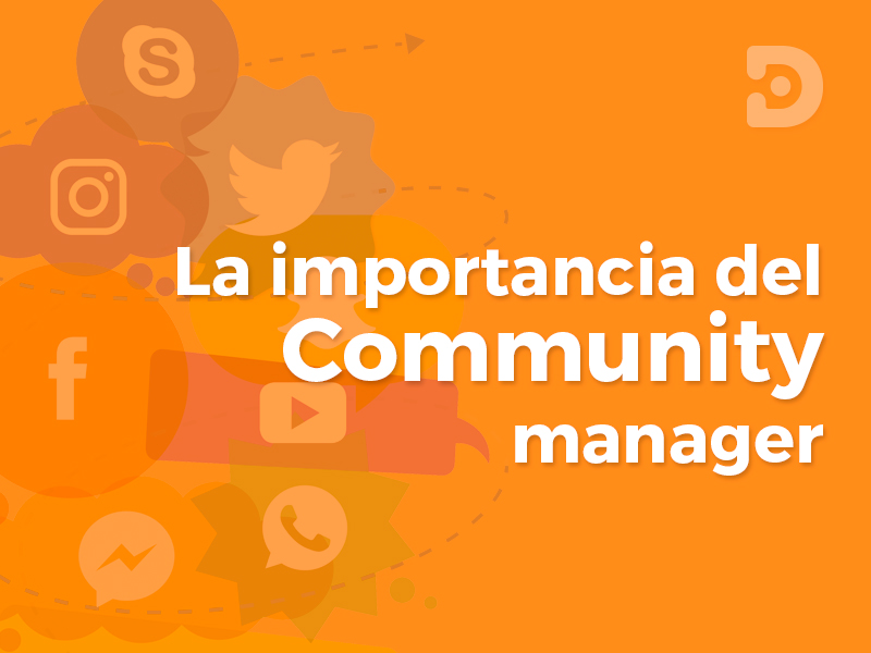 Importancia community manager