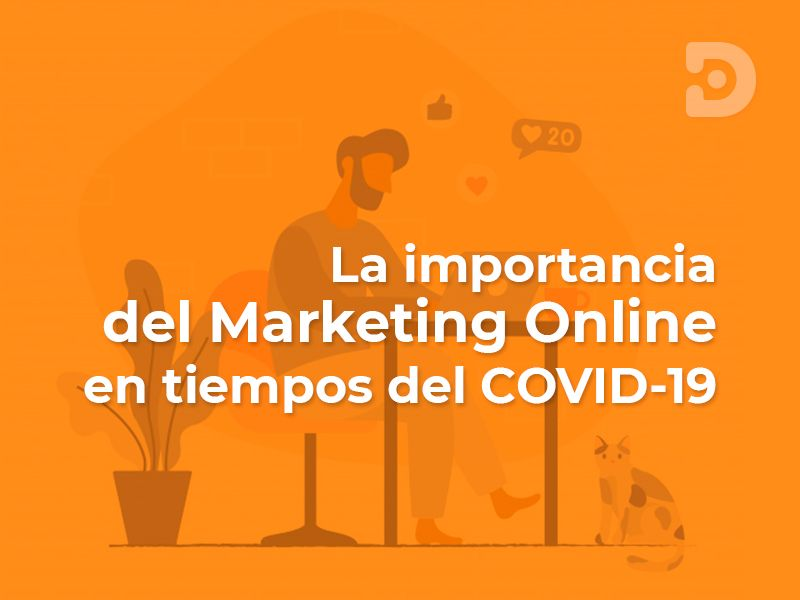 El Coronavirus y el Marketing online